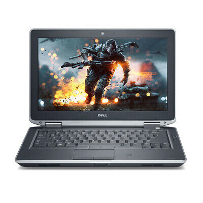 "Cheap Dell Gaming Laptop 13.3"" Intel Core i5 3.30Ghz, 8GB, Webcam, Win 10 HDMI"