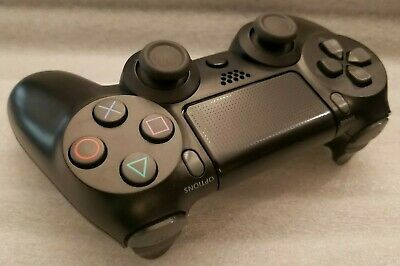 NEW !! Controller for Sony PlayStation 4 PS4 Dualshock Wireless SECOND GEN Black