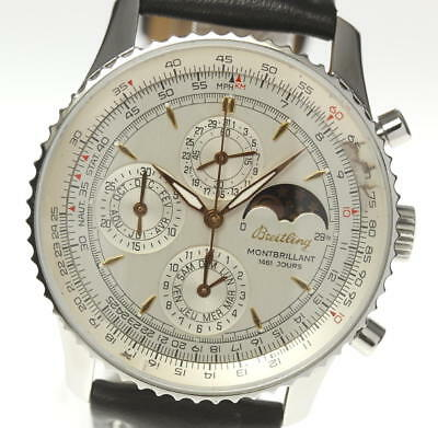 BREITLING Navitimer Montbrillant Moon Phase A19030 cal,1461 Automatic_427623