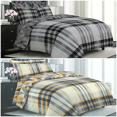 King Size Duvet Quilt Cover Bedding Set With Pillowcases Fitted Sheets Quilt set