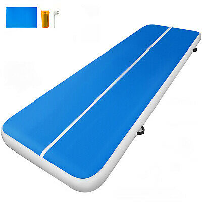 Air Track 20FT Airtrack Inflatable Floor Gymnastics Tumbling Mat Training GYM