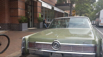 Rare Chrysler Crown Imperial Coupe