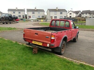 FORD RANGER 2.5 d/cab drives superb IDEAL EXPORT OR FARM ECT.