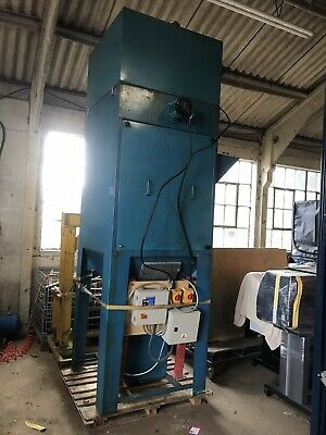 Dust Extractor. Shaker. 3 Phase. Tested And Working Prior To Removal