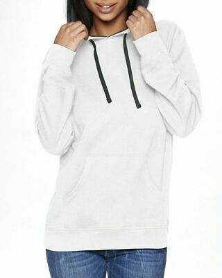 Next Level Unisex French Terry Pullover Hoody Sweatshirt XS-3XL 9301