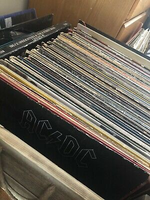 HUGE Lot Of Vintage Vinyl Records! Liquidation (EVERYTHING MUST GO!)