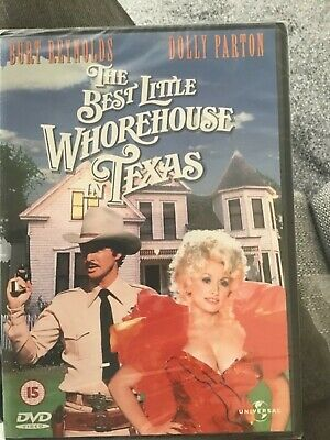 The Best Little Whorehouse In Texas (DVD, 2005)Dolly parton
