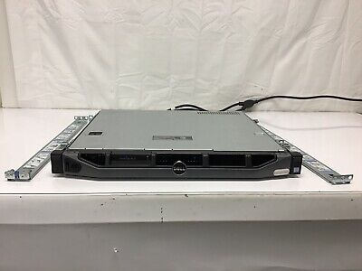 HP PROLIANT DL360 G8 Server 2 20GHz 12-Cores 32GB RAM 2x Trays ILO