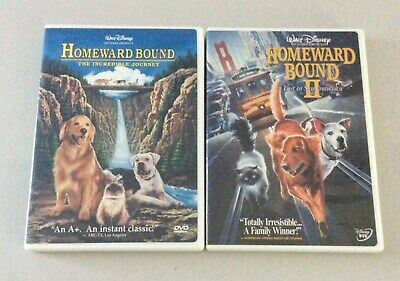 Homeward Bound: The Incredible Journey & Homeward Bound II