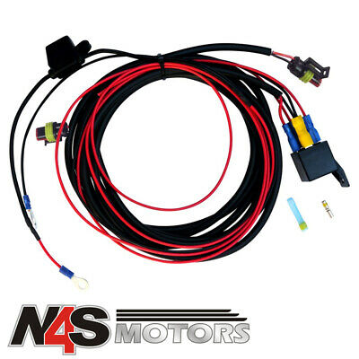 Land Rover Two Lamp Wiring Harness. Part Da1692