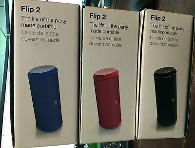 JBL Flip 2 Bluetooth Portable Wireless Speaker