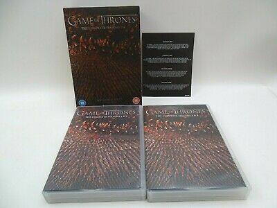 Game Of Thrones - Series 1-4 - Complete DVD