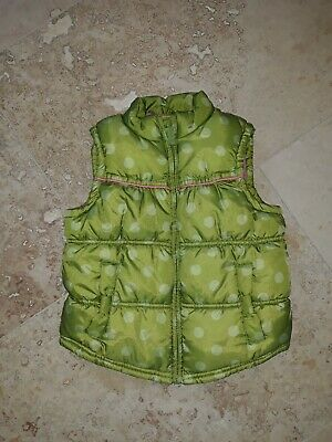 Next Girls Gilet Age 4-5