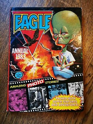 Eagle Annual 1983 - Packed with Super Features and Adventures!