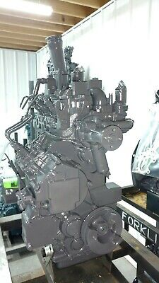 SHIBAURA N843 INJECTION Pump Diesel Engine N843L New Holland