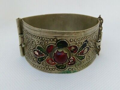 rare extremely ancient antique viking bronze bracelet artifact very stunning