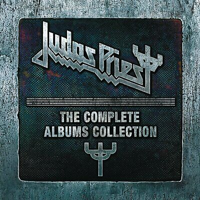 Judas Priest - The Complete Albums Collection Limited Edition CD Box Set
