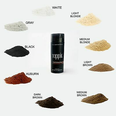 TOPPIK Hair Loss Building Fiber LARGE 27.5g FREE and FAST SHIPPING IN USA....