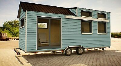 Tiny-House TYH-SD3.2; 6,60 x 2,55 x 3,50  3,5t