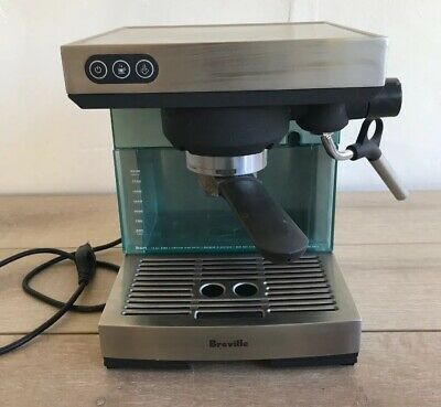 accbef7f28 BREVILLE IKON ESPRESSO BES400XL Machine Tested Working - $179.99 ...