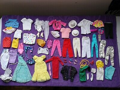 Barbie Doll 1979 to early 1980s Fashion Clothing Lot