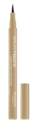 Bourjois Brow Natural Felt Tip Eyebrow Pen 21 Blond-16 Hour Hold Easy To Remove