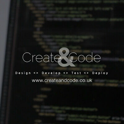 Website Development - Coding, Testing and Deployment. Please Contact For Info :)