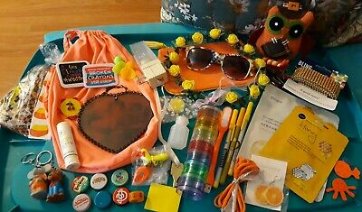 ~JUNK Drawer Lot~Nice Group Of Women's Collectibles~40+ Random New & Used Items~