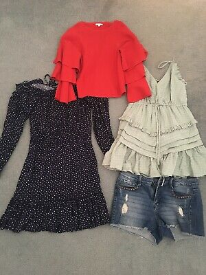 Bulk Ladies Clothing Size 8-10/M