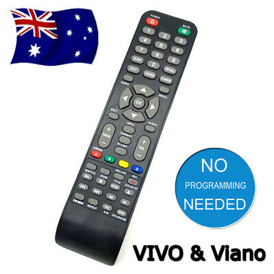 100% BRAND NEW VIVO & Viano TV REMOTE CONTROL AU