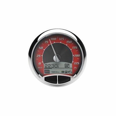 Compteur Medaillon Tradition BigTwin 04-11