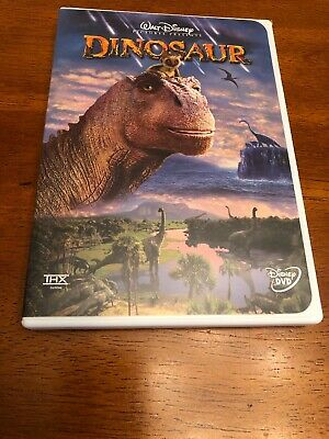 Dinosaur DVD Disney Disc Great Condition