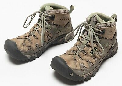ee2a711ae6c WOMEN'S KEEN TARGHEE Vent Mid Size Sz US 9.5 US9.5 Hiking Trail Shoes Boots