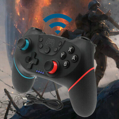 Wireless Bluetooth Controller Console Gamepad Remote For Nintendo Switch Pro Hot