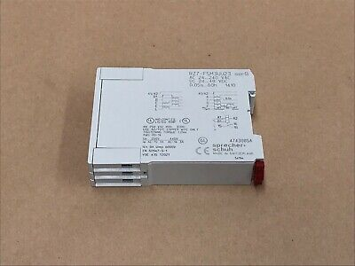 Sprecher+Schuh 26-511-121-43 Electronic Timing Relay