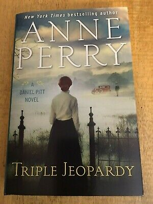 Triple Jeopardy by Anne Perry (2019 Hardcover)