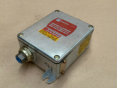 Barksdale B1T-A48Ss Pressure Actuated Switch