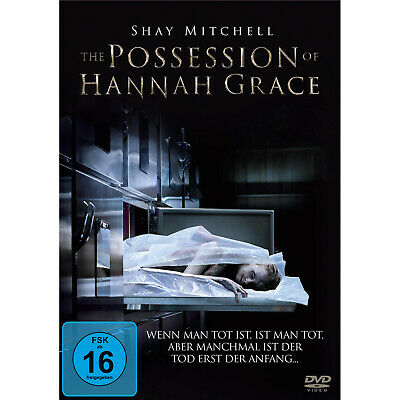 The Possession Of Hannah Grace - (Dvd)