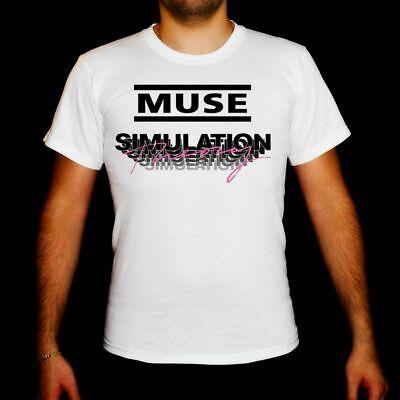 muse simulation theory logo MEN t-shirt muse TOUR 2019 shirt clothing unisex