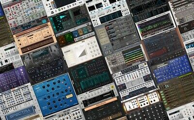 200+ GB Ultimate Propellerheads Reason Refills Collection (800 RFLs)