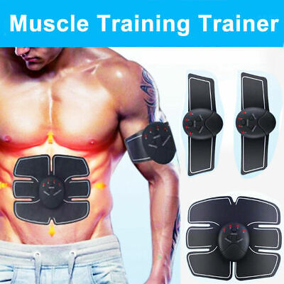 Ultimate Muscle Exerciser Simulator ABS Training Home Abdominal Trainer Set New