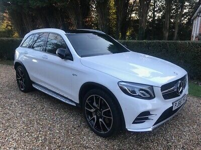 "Mercedes Amg Glc43 Biturbo ""Premium Plus""  /  66 Plate / 21"" Alloys / Pan Roof"