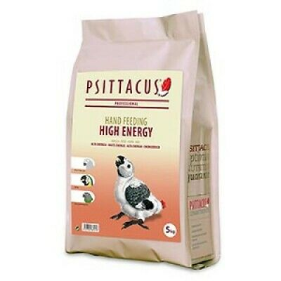 Psittacus High Energy Hand-Feeding Formula 5Kg - Parrot Chicks