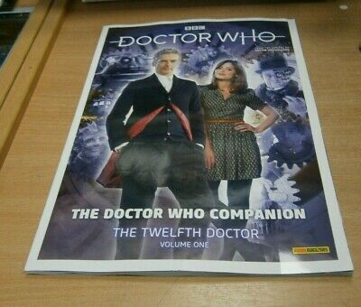 BBC The Essential Doctor Who Bookazine Companion The Twelfth Dr Volume One
