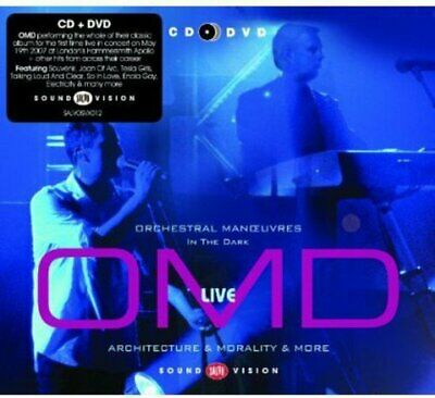 Orchestral Manoeuvres in the Dark - OMD Live: Architecture and Morality