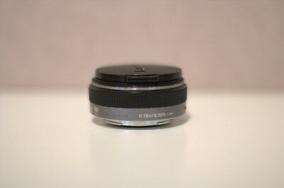 Panasonic Lumix G 14mm f/2.5 ASPH Lens  M43 MFT Micro Four Thirds H-H014