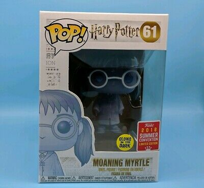 Funko Pop! Harry Potter - Moaning Myrtle 2018 SDCC Exclusive