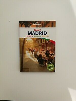 Lonely Planet Pocket Madrid by Lonely Planet, Anthony Ham (Paperback)