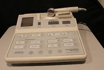 Chattanooga Forte 400 Cps Eletrotherapy Ultrasons Chiropractor Thérapie Système