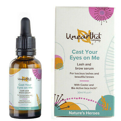 Naissance Cast Your Eyes On Me Lash and Brow Serum 30ml - Ethically Sourced